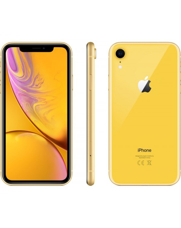 IPhone XR 64GB Yellow (Pre-Owned)