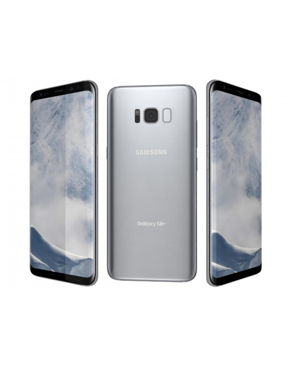 Samsung Galaxy S8+ Silver (Pre-Owned)
