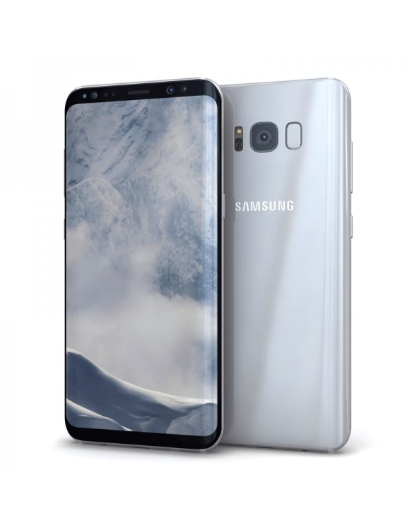 Samsung Galaxy S8 Silver (Pre-Owned)