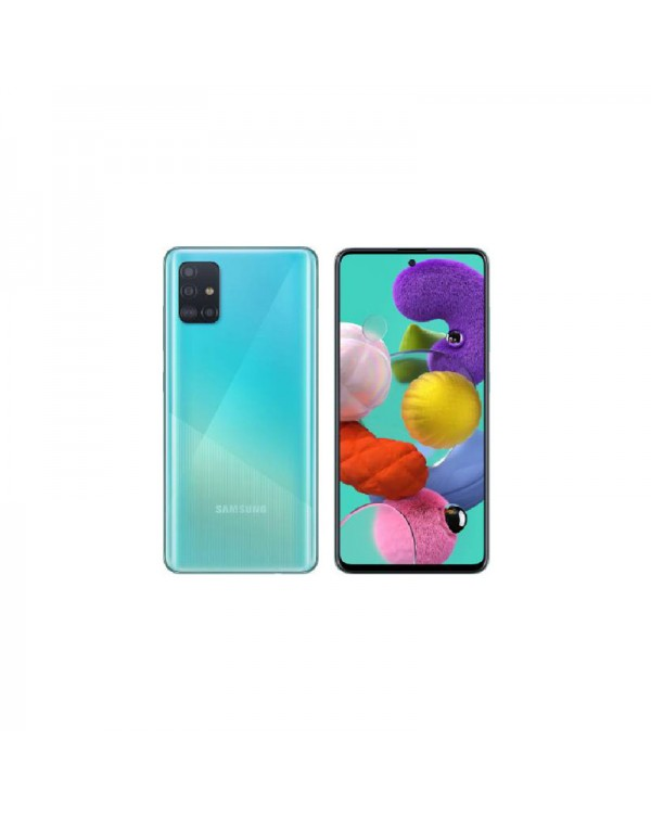 Samsung Galaxy A51 128GB (Prism Crush Blue)