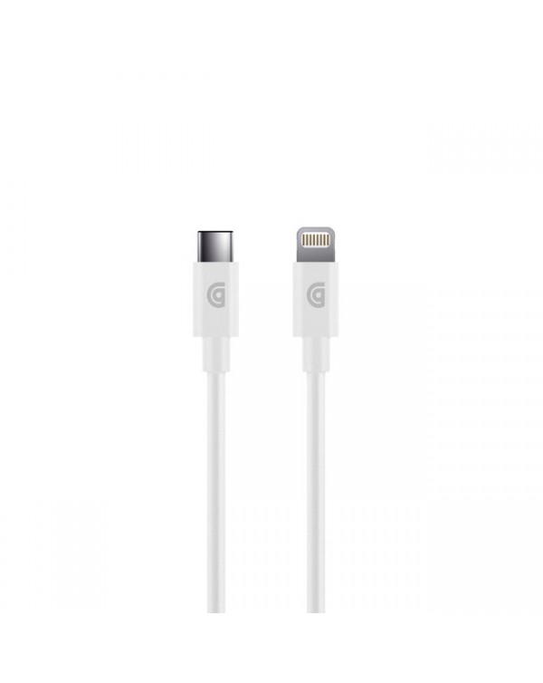 Griffin - USB-C to Lightning Cable 3ft White