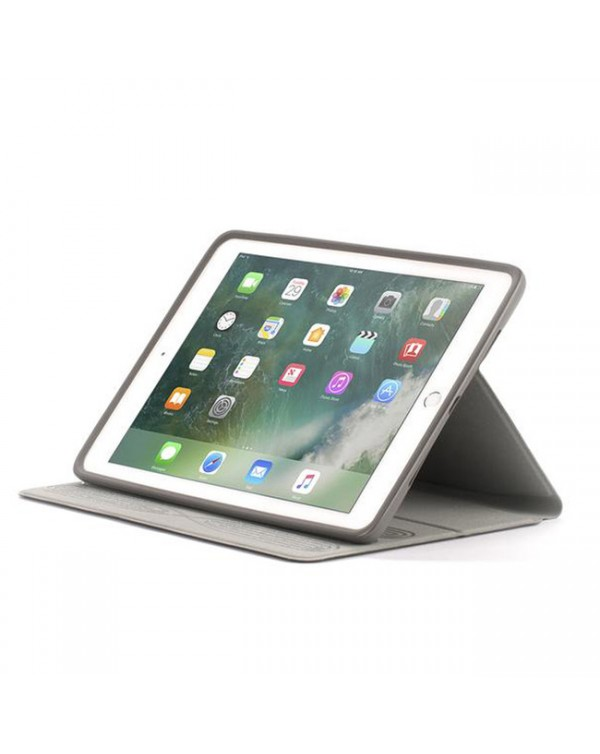 Griffin - Survivor Journey Folio Case Silver for iPad Pro 10.5