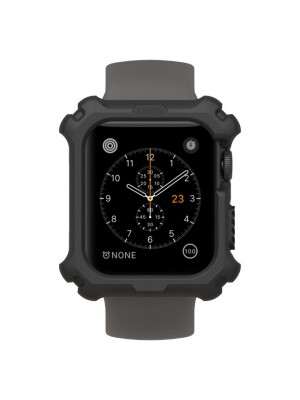 UAG - Bumper Case Black for Apple Watch Series 5/4 44mm