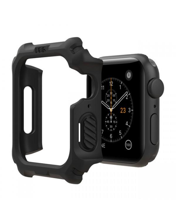 UAG - Bumper Case Black for Apple Watch Series 5/4 44mm