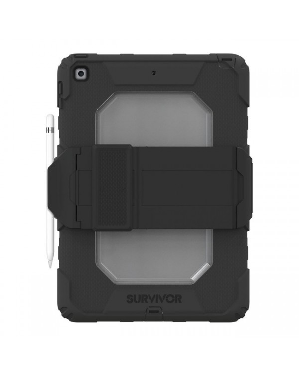Griffin - Survivor All-Terrain Rugged Case Black for iPad 10.2 2019