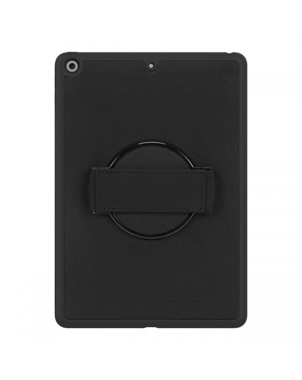 Griffin - Survivor AirStrap 360 Case Black for iPad 10.2 2019