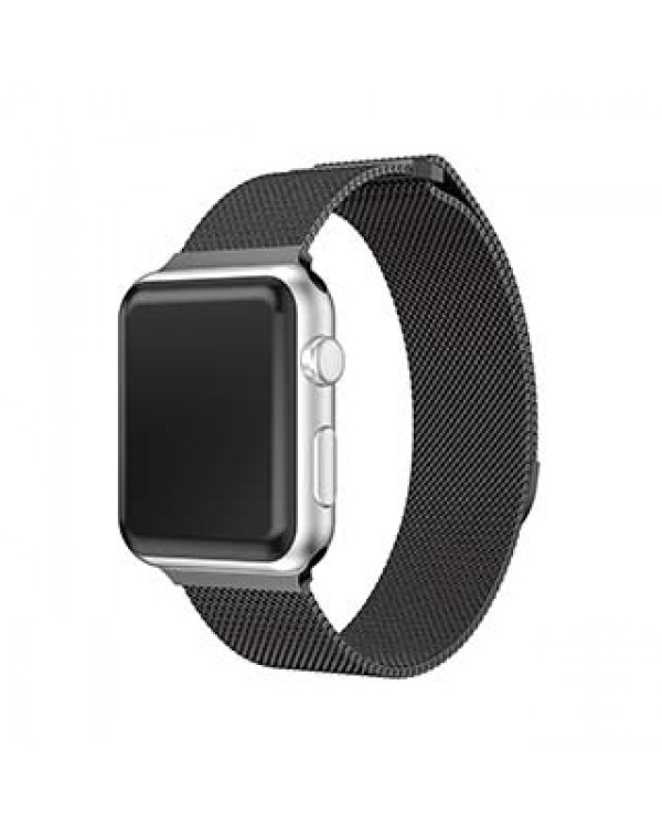 Apple Watch 44/42mm Uunique Black Spectra Watch Band