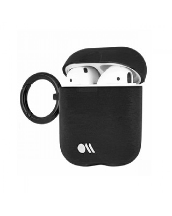 AirPods Case-Mate Black Hook Ups Case