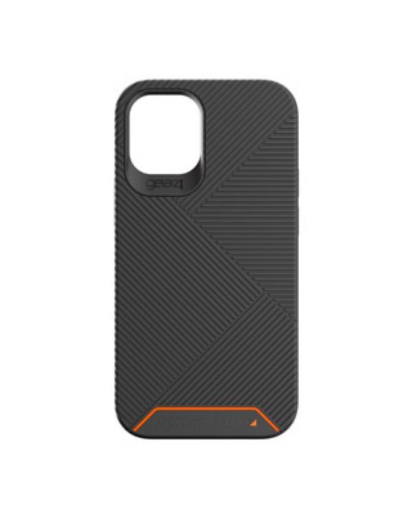 iPhone 12 Mini Gear4 D3O Black Battersea Case