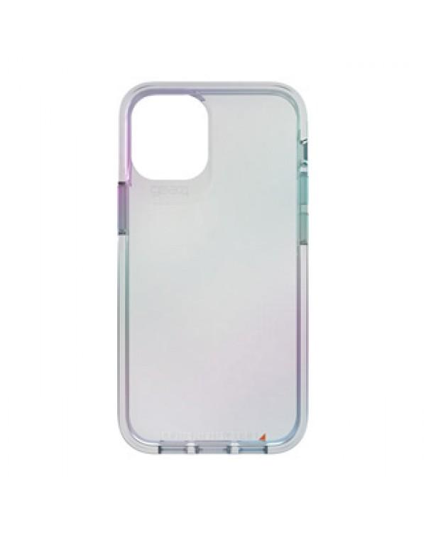 iPhone 12 Mini Gear4 D3O Crystal Palace Iridescent Case