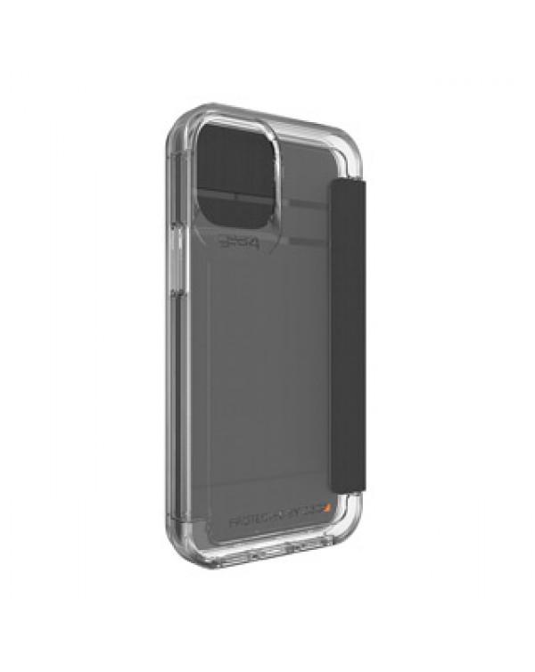 iPhone 12 Mini Gear4 D3O Clear Wembley Flip Case