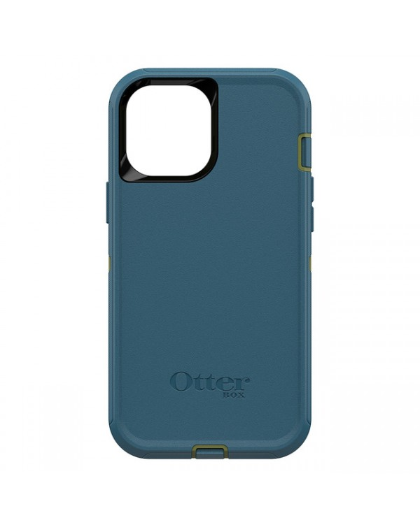 Otterbox - Defender Protective Case Guacamole/Corsair for iPhone 12 Pro Max