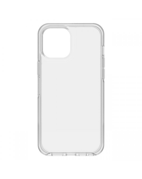 Otterbox - Symmetry Clear Protective Case Clear for iPhone 12 Pro Max