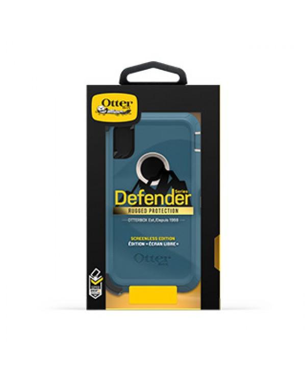 iPhone XR Otterbox Blue/Beige (Big Sur) Defender Series case