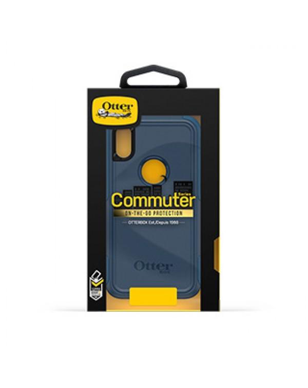 iPhone XR Otterbox Dark Blue/Blue (Bespoke Way) Commuter Series case