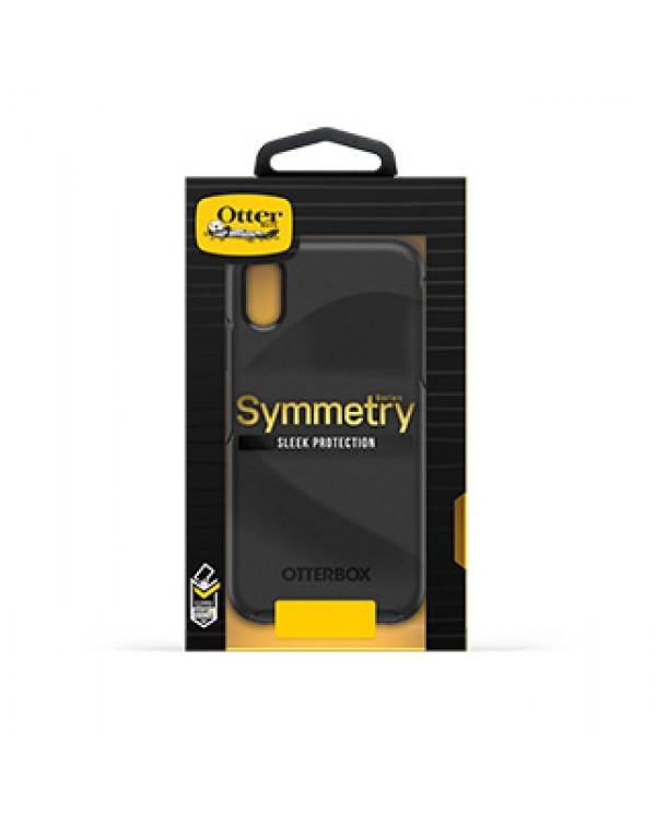 iPhone XR Otterbox Black Symmetry Series case
