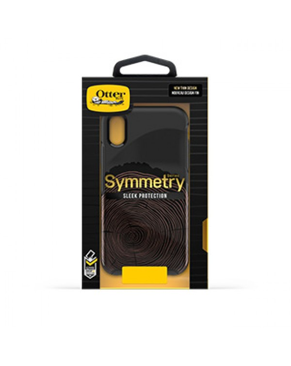 iPhone XR Otterbox Wood You Rather Symmetry Series case