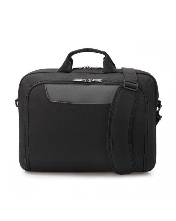 Everki - Advance Laptop Bag/Briefcase up to 14.1inch Black