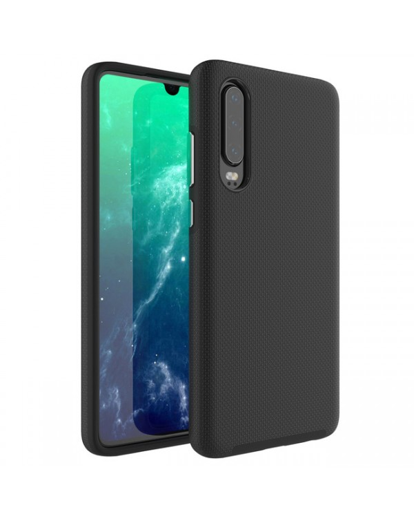 Blu Element - Armour 2X Case Black for Huawei P30
