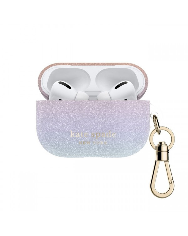 Kate Spade - Flexible Case Ombre Glitter for AirPods Pro