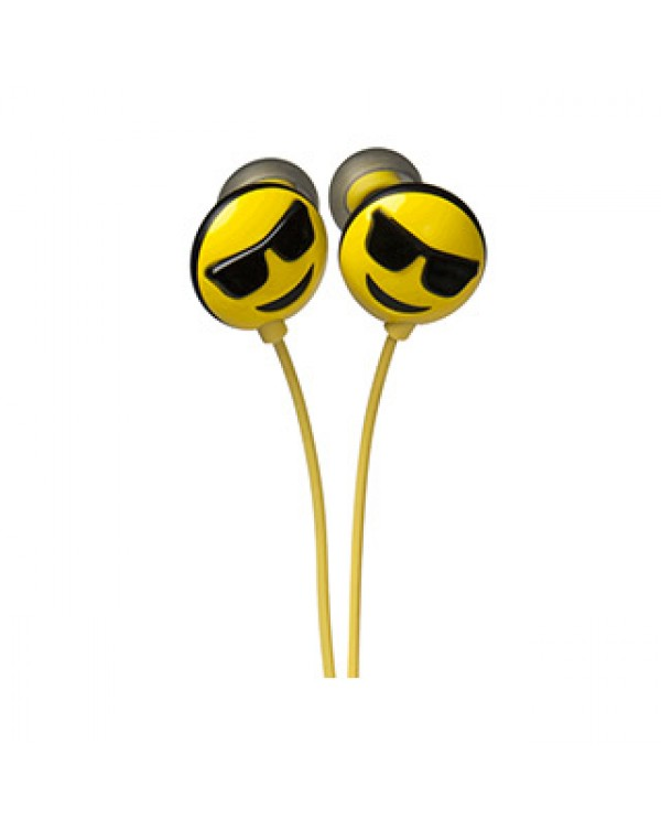 Jamoji Too Cool Wired Earbuds