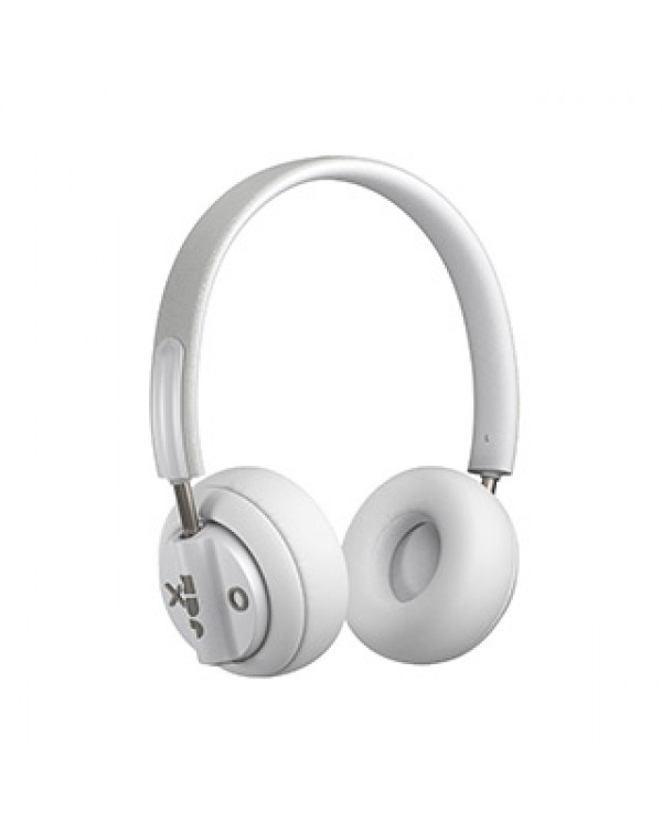 JAM Grey Out There ANC Bluetooth On-Ear Headphones