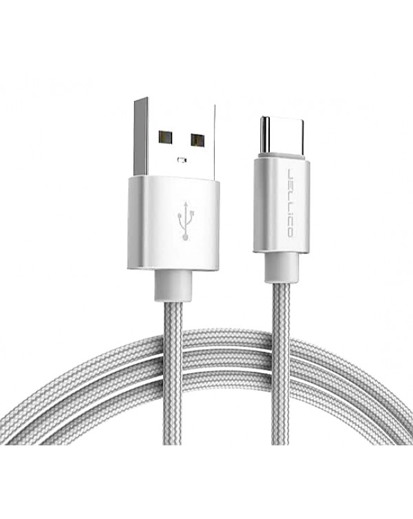 USB Type-C Charge/Sync Braided Cable (1M)
