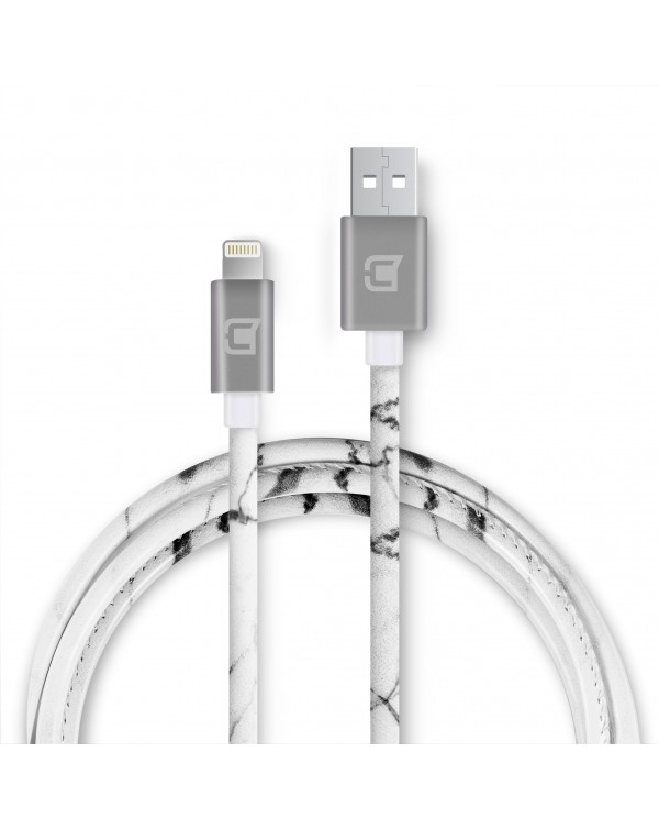Marble Lightning Cable - 1.5 Meter