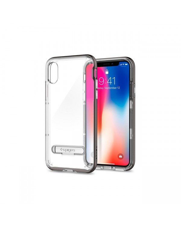 Spigen Crystal Hybrid for iPhone X/Xs