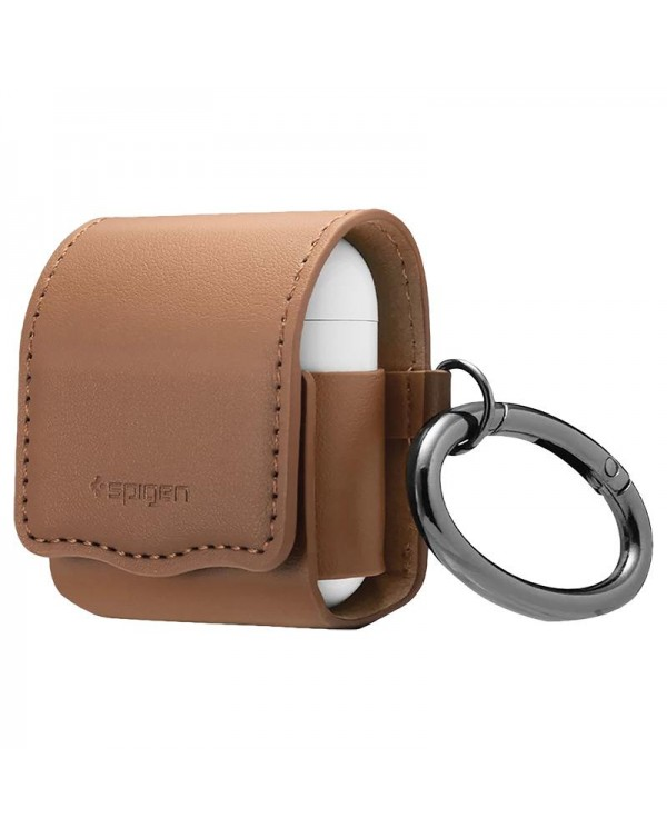 Spigen AirPods Leather Case