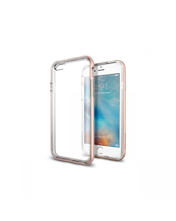Spigen Neo Hybrid EX for iPhone 6/6s - Rose Gold