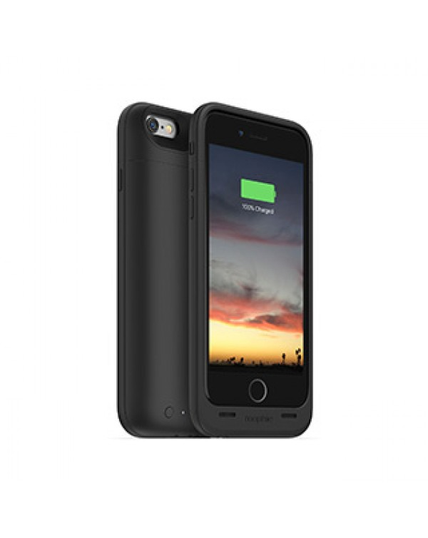iPhone 6/6S mophie black juice pack air case