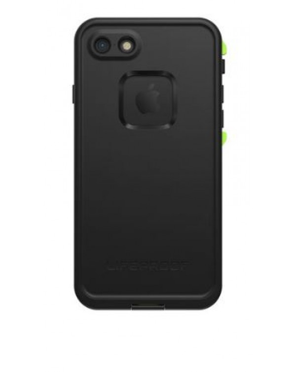 LifeProof - 7756788 Fre iPhone 8/7 Night Lite (Black/Lime)
