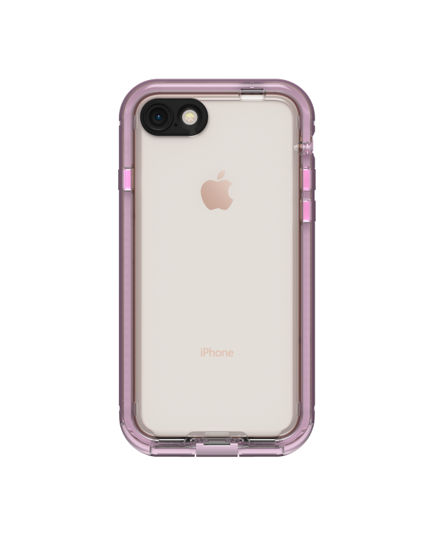 LifeProof - Nuud Case Purple for iPhone 8/ iPhone 7