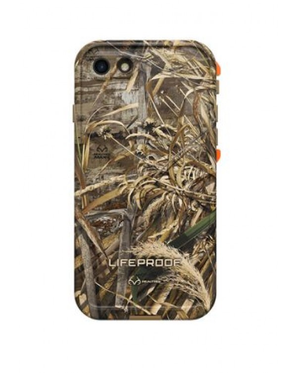 LifeProof - 7756793 Fre iPhone 8/7 Realtree Max 5 (Orange)