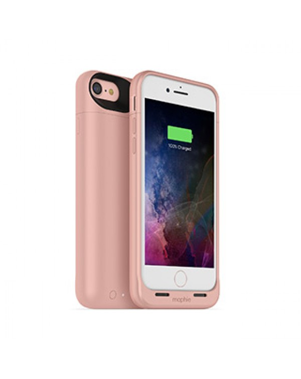 iPhone 8/7 mophie rose gold juice pack air case
