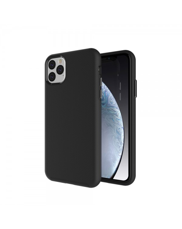 Blu Element - Armour 2X Case Black for iPhone 11 Pro