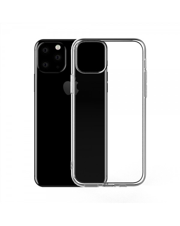 Blu Element - Clear Shield Case Clear for iPhone 11 Pro