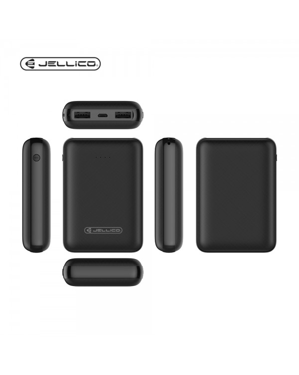 JELLICO Power bank/portable charger 10000mah