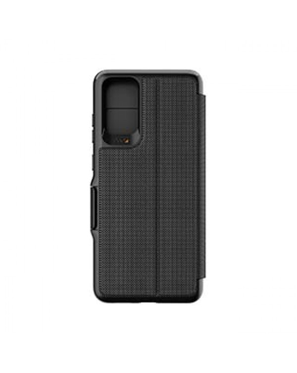Samsung Galaxy S20+ Gear4 D3O Black Oxford Eco Folio Case