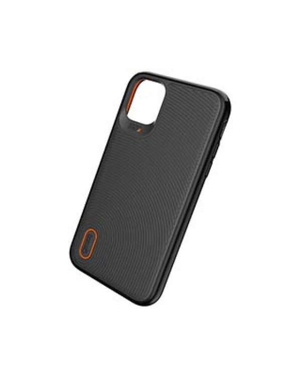 iPhone 11 Gear4 D3O Black Battersea Case