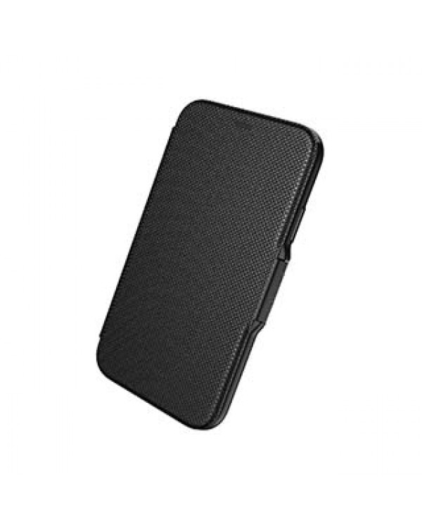 iPhone 11 Gear4 D3O Black Oxford Eco Folio Case