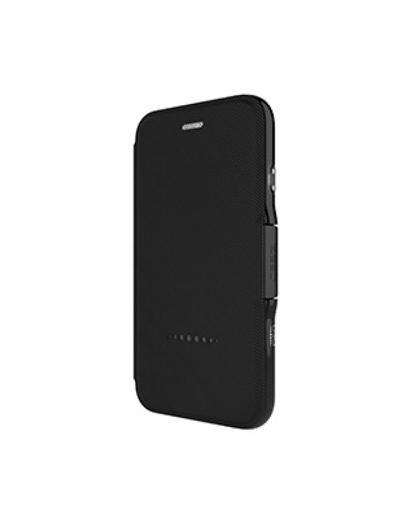 iPhone 8 Plus/7 Plus/6S Plus/6 Plus Gear4 D3O Black Oxford BookCase