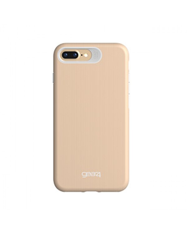 iPhone 8 Plus/7 Plus Gear4 D3O Gold Trafalgar case