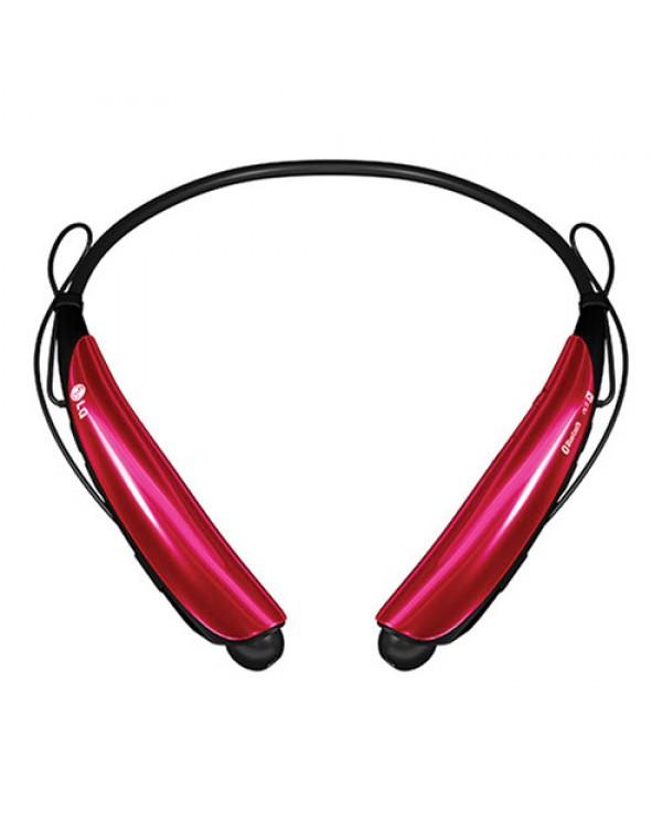LG TONE PRO™ Bluetooth/Wireless Stereo Headset HBS-750 (Pink)