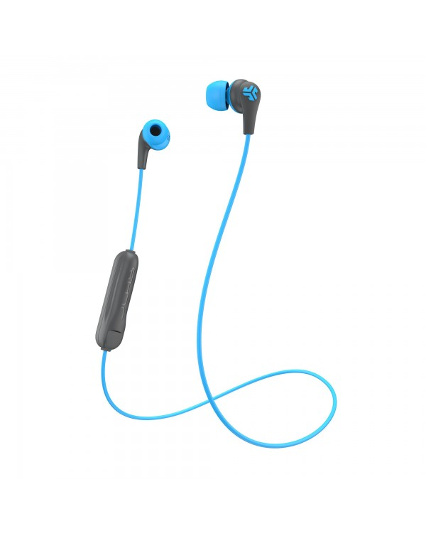 JLab Audio - JBuds Pro Wireless Earbuds Blue/Grey