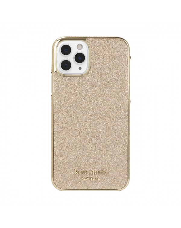 Kate Spade - Wrap Case Gold Munera Glitter for iPhone 11 Pro