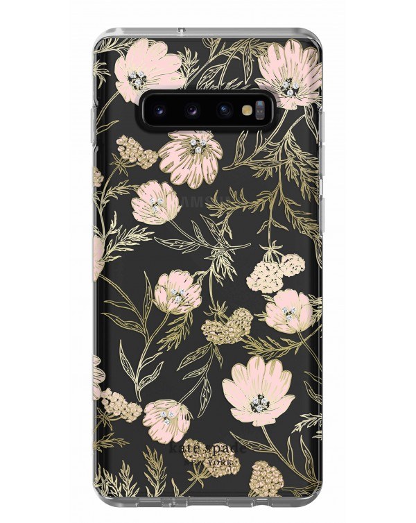 Kate Spade - Protective Hardshell Case Blossom for Samsung Galaxy S10+
