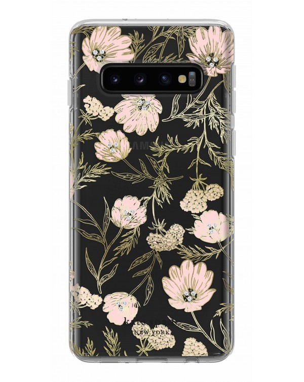 Kate Spade - Protective Hardshell Case Blossom for Samsung Galaxy S10