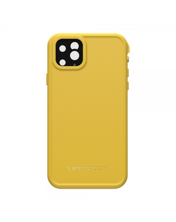 LifeProof - Fre Waterproof Case Atomic #16 (Empire Yellow/Sulphur) for iPhone 11 Pro
